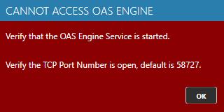 Service Error