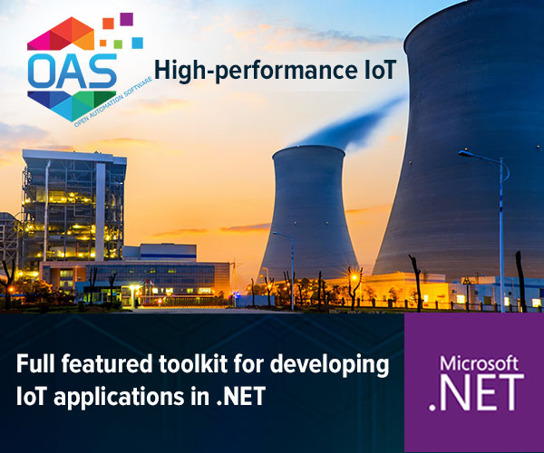HMI SCADA  NET Products for building IIoT Applications