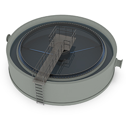 Water Clarifier HMI Symbol