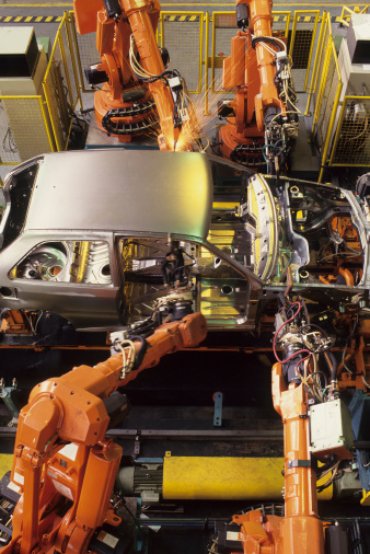 IoT in the Robotics Industry
